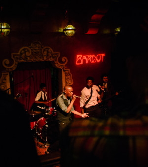 Live at Bardot 4.25.14 – Photos by Robert Cuadra